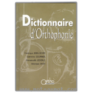 Dictionnaire d'orthophonie - 3ème édition