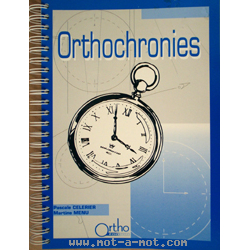 Orthochronies