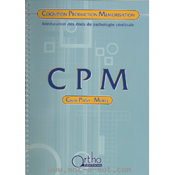 CPM - Cognition Production Mémorisation