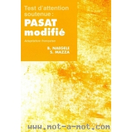 PASAT - Test d'attention soutenue