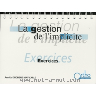 La gestion de l'implicite - Exercices