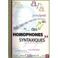 Homophones syntaxiques