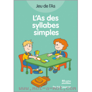 L'as des syllabes simples