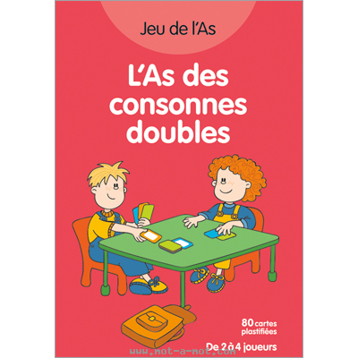 L'as des consonnes doubles 1