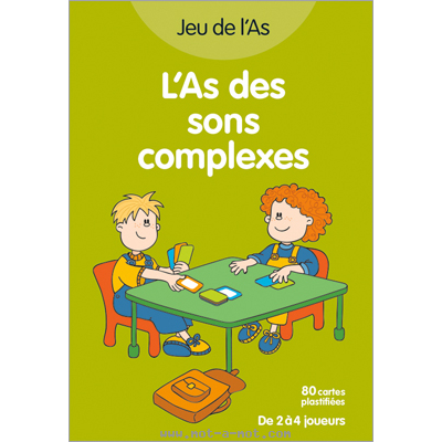 L'as des sons complexes 1