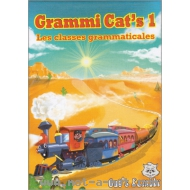 Grammi Cat's - Les classes grammaticales