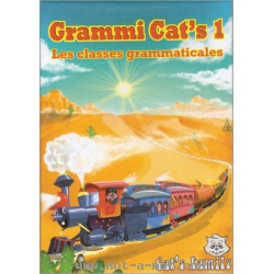 Grammi Cat's - Les classes grammaticales 1