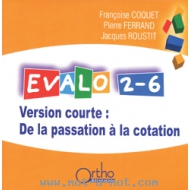 Evalo 2-6 - dvd version courte