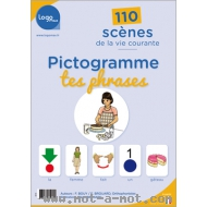 Pictogramme tes phrases
