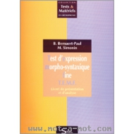 T.E.M.F. - Test d'expression morpho-syntaxique fine