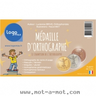Médaille d'orthographe