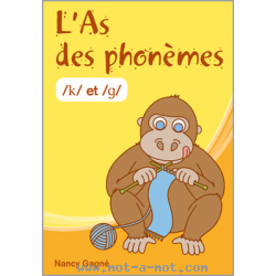L'as des phonèmes K/G 1