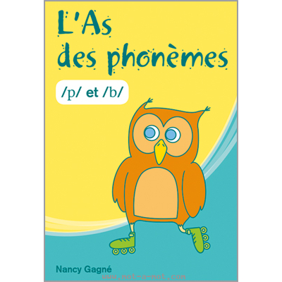 L'as des phonèmes P/B 1