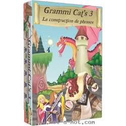 Grammi Cat's 3 - La construction des phrases 1