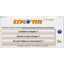 Explo'Vise - Version CD 1