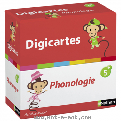 Digicartes - Phonologie GS 1
