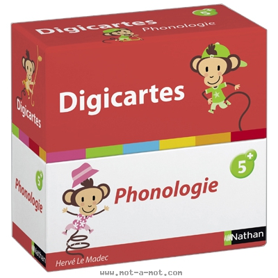 Digicartes - Phonologie GS 3