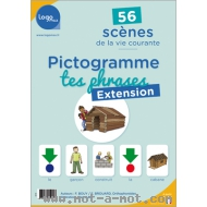 Pictogramme tes phrases - Extension