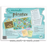 Le monde des pirates