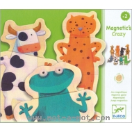 Magnetic's - Crazy animaux
