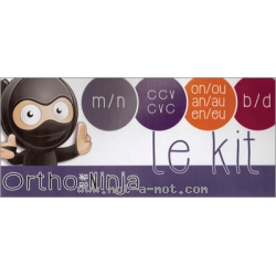 Orthoninja - Le kit 1
