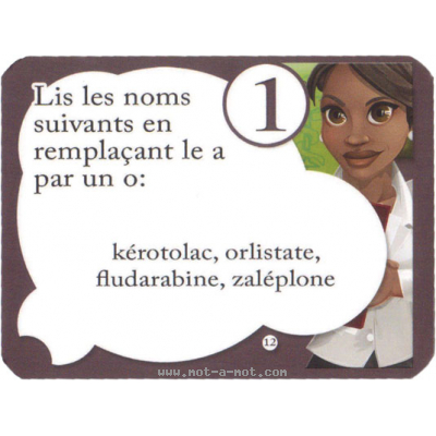 OrthoVillage - Flo la pharmacienne 2