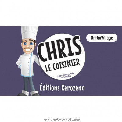 OrthoVillage - Chris le cuisinier 1