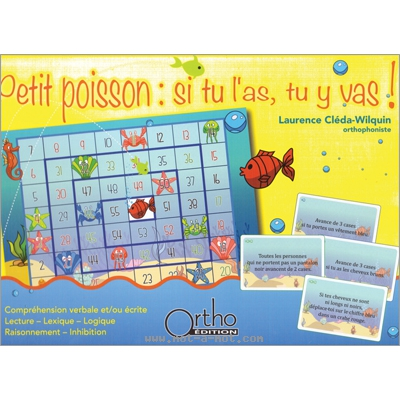 Petit poisson : si tu l'as, tu y vas ! 1