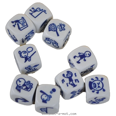 Story Cubes Actions 2