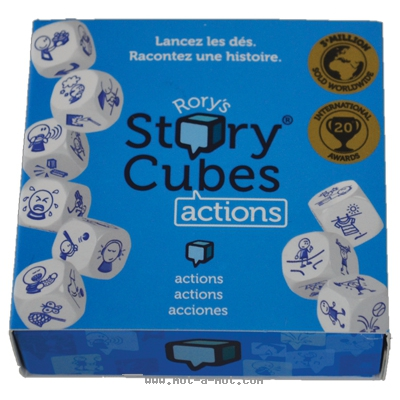 Story Cubes Actions 1