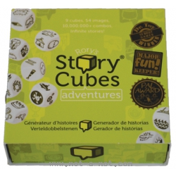 Story Cubes Aventures 1