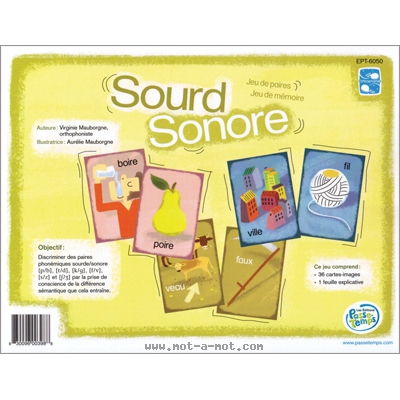 Sourd sonore 1