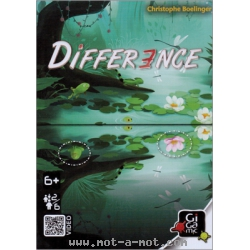 Différence 1