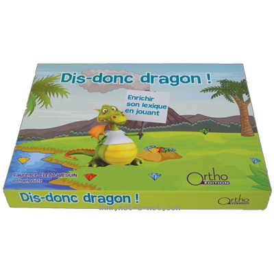 Dis-donc dragon ! 1