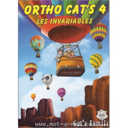 Ortho Cat's 4 - Les invariables 1