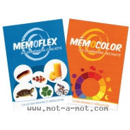 Kit Mémo Color et Mémo Flex
