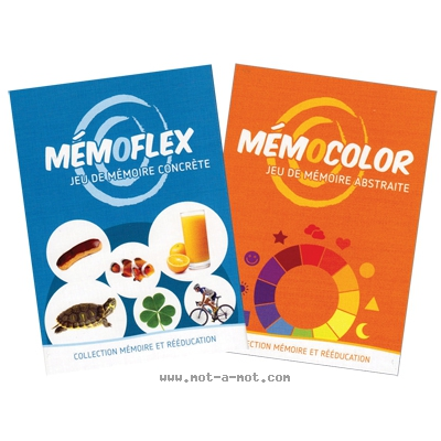 Kit Mémo Color et Mémo Flex 1