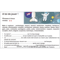 Objectif orthographe 4
