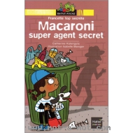Macaroni super agent secret