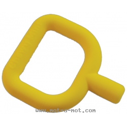 Mini Chewy Tube jaune