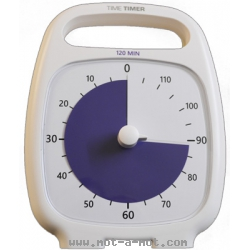 Time Timer sonore - Plus - 120 minutes