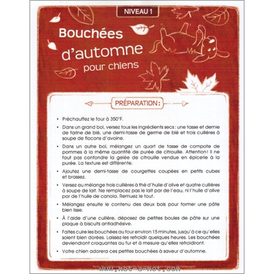 Collations gourmandes pour animaux 3