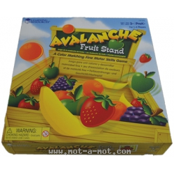 Avalanche de fruits 1