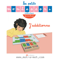 Les petits Montessori - J'additionne