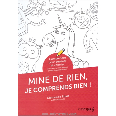 Mine de rien, je comprends bien ! 1