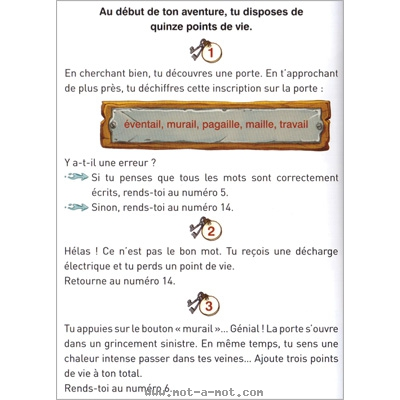 Histoires interactives orthographiques - Tome 1 3
