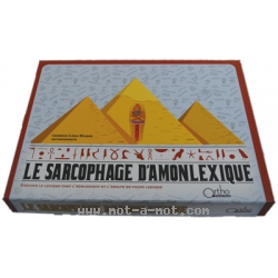 Le sarcophage d'Amonlexique 1