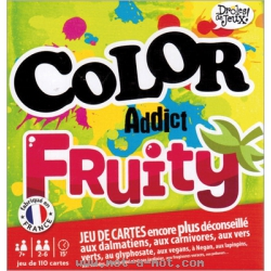 Color addict Fruity 1
