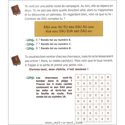 Histoires interactives orthographiques - Tome 2 3