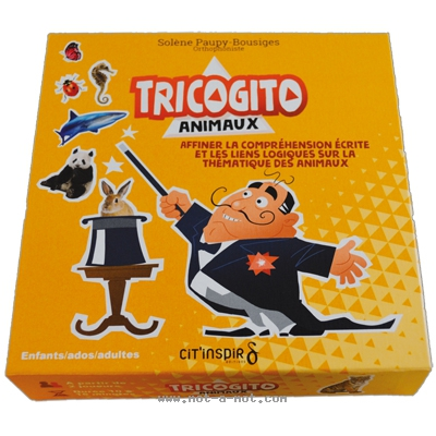 Tricogito animaux 1